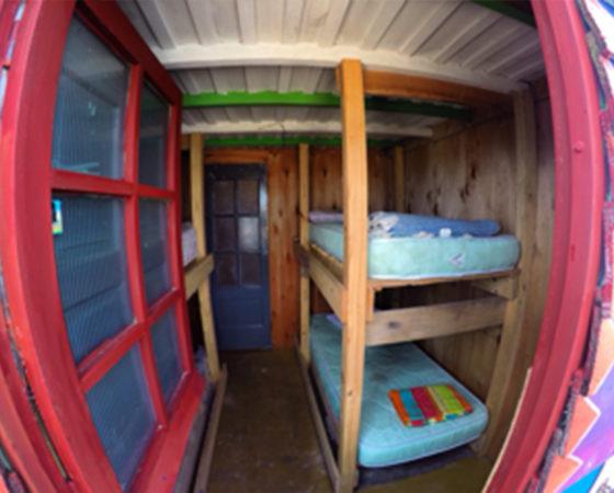 Habitación Compartida de 04 camas